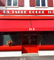 La Table Rouge