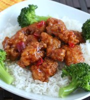 Seafood Wok