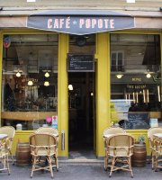 LE CAFE POPOTE