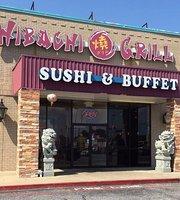 Hibachi Grill Sushi & Buffet