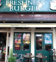 Freshness Burger Shintomicho