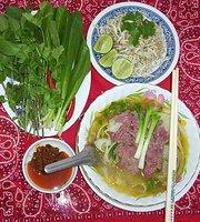 Vietnamese Coffee & Noodle Soup