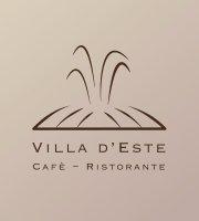Cafe Ristorante Villa d'Este