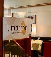 le marron restaurant