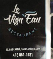 Restaurant Le Vign'eau