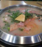 Nolbu Sausage Stew