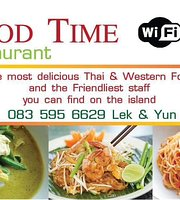 Good Time Restaurant Koh Phangan