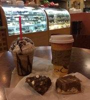 Kelly's coffee and fudge