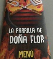 Parrilla De Dona Flor