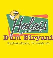 Halais Dum Biriyani