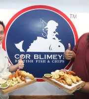 Cor Blimey British Fish and Chips