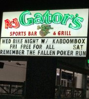 AJ Gator's Sports Bar & Grill