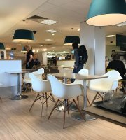Marks and Spencer Cafe