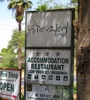 De Werf Lodge Restaurant
