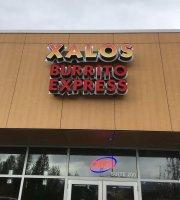 Xalos Burrito Express