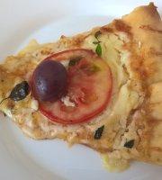 Casa Paris Pizza, Vinho E Cafe