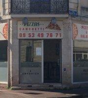 Pizzas Canchetti