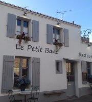Le Petit Banc