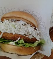 Mos Burger Sapporo Kita 48 Jo