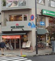 Mos Burger Kumegawa Kitaguchi