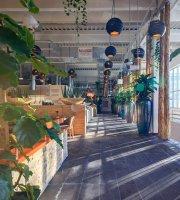 Restaurant Watertuin Vienna