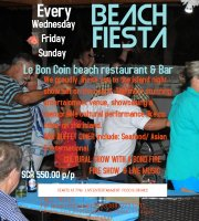 Le Bon Coin Beach Restaurant & Bar