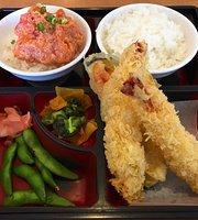 Spicy Ahi & BBQ