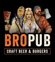 BroPub Craft Beer & Burgers