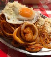 Spaghetti Pancho Shimbashi