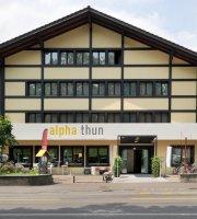 Hotel Alpha Thun Restaurant