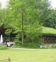 Wiesendachhaus im Luftbad-Laatzen