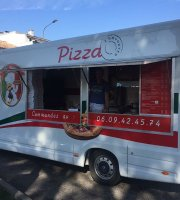 Camion Pizza Saint-James