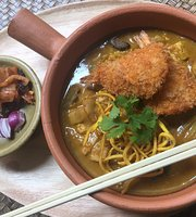 Khao Soi in Clay Pot -The Mural