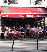 Cafe-restaurant la Forge