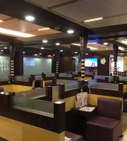 Vistara Lounge