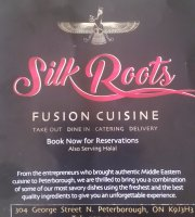 Silk Roots Fusion Cuisine