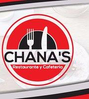 Chanas Restaurante y Cafeteria