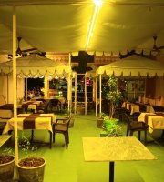 The Mandiram Palace Roof Top Restaurant