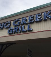 Big Greek Grill
