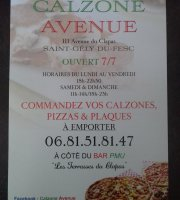 Calzone Avenue