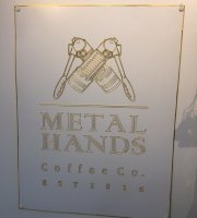 Metal Hands (Wudaoying)