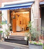 Kobe Cafe Style Azzurro