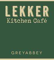 Lekker Kitchen Cafe