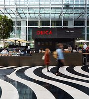 Obica Mozzarella Bar - Canary Wharf