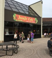Jungle Cafe At The Zoo