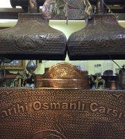 Tarihi Osmanli Carsisi Nargile Kahvesi