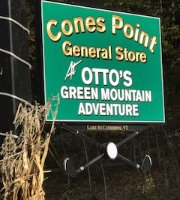 Otto's at Cones Point