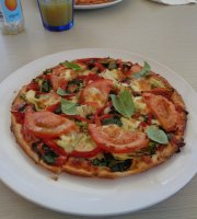 Saltwater Cafe Pizza