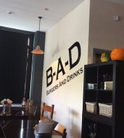 B-A-D Burgers and Drinks
