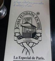 Heladeria La Especial de Paris Cibeles